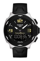 Tissot T-Race Touch Silver Aluminum Men's Watch T081.420.17.057.00