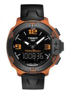 Tissot T-Race Touch Orange Aluminum Men's Watch T081.420.97.057.03