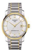 Tissot T-Classic Titanium  Men's Watch T087.407.55.037.00