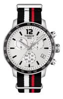 Tissot Quickster Chronograph  Unisex Watch T095.417.17.037.01