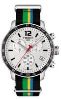 Tissot Quickster Baku 2015 Special Edition Unisex Watch T095.417.17.037.02