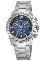Tissot V8 Quartz Chronograph Stainless Steel Blue Dial Men's Watch T106.417.11.042.00