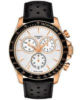 Tissot V8 Quartz Chronograph Rose Gold Men's Watch T106.417.36.031.00
