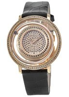 Versace   Venus Diamonds Alligator Strap Women's Watch VFH120013