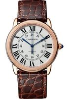 Cartier Ronde Solo Automatic Pink Gold Men's Watch W2RN0008