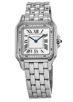 Cartier Panthere de Cartier  Diamond Bezel Women's Watch W4PN0008