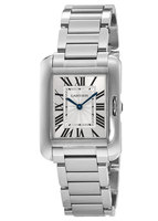Cartier Tank Anglaise  Women's Watch W5310044