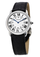 Cartier Ronde Solo  Midsize 36mm Unisex Watch W6700255