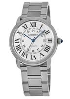 Cartier Ronde Solo Automatic Large Stainless Steel Men's Watch W6701011