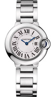 Cartier Ballon Bleu 28mm  Women's Watch W69010Z4