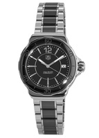 Tag Heuer Formula 1 Quartz Black Ceramic & Steel 37mm Women's Watch WAH1210.BA0859