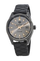 Tag Heuer Carrera Quartz Black Titanium Women's Watch WAR1113.FC6392