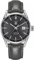 Tag Heuer Carrera Calibre 7 Twin Time Automatic Men's Watch WAR2012.FC6326