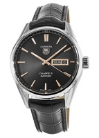 Tag Heuer Carrera Calibre 5 Day-Date Automatic Men's Watch WAR201C.FC6266