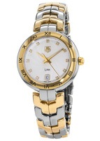 Tag Heuer Link Quartz 34mm  Women's Watch WAT1352.BB0962