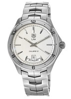 Tag Heuer Link  Stainless Steel Men's Watch WAT2011.BA0951-PO