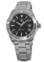 Tag Heuer Aquaracer 300M 41MM Black Dial Stainless Steel Men's Watch WAY1110.BA0928