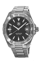 Tag Heuer Aquaracer 300M 40.5MM Black Dial Stainless Steel Men's Watch WAY1110.BA0928-PO