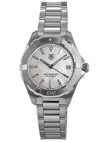 Tag Heuer Aquaracer Lady 300M 32MM Mother of Pearl Steel Band Women's Watch WAY1312.BA0915