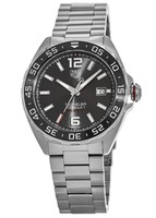Tag Heuer Formula 1 Automatic 200M Calibre 5 43mm Anthracite Sunray Dial Men's Watch WAZ2011.BA0842