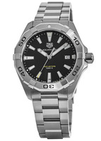 Tag Heuer Aquaracer 300M 41MM Black Dial Stainless Steel Men's Watch WBD1110.BA0928