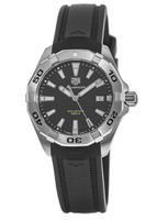 Tag Heuer Aquaracer 300M 41MM Black Dial Rubber Strap Men's Watch WBD1110.FT8021
