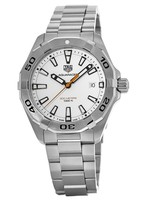 Tag Heuer Aquaracer 300M 41MM White Dial Stainless Steel Men's Watch WBD1111.BA0928