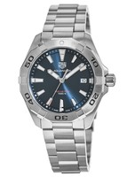 Tag Heuer Aquaracer 300M 41MM Blue Dial Stainless Steel Men's Watch WBD1112.BA0928