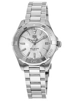 Tag Heuer Aquaracer Lady 300M 32MM Mother of Pearl Dial Stainless Steel Women's Watch WBD1311.BA0740