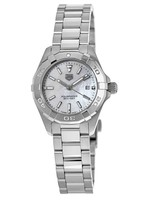 Tag Heuer Aquaracer Lady 300M 27MM Mother of Pearl Dial Women's Watch WBD1411.BA0741
