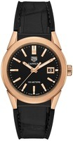 Tag Heuer Carrera Quartz Rose Gold Women's Watch WBG1351.FC6418