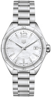 Tag Heuer Formula 1 Quartz White Mother of Pearl Dial Women's Watch WBJ1318.BA0666