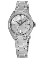 Tag Heuer Formula 1 Quartz White Mother of Pearl Dial Women's Watch WBJ1418.BA0664