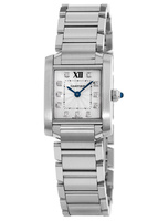 Cartier Tank Francaise  Women's Watch WE110006