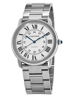 Cartier Ronde Solo Automatic Midsize 36mm Women's Watch WSRN0012