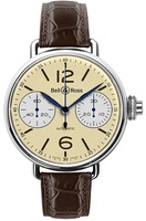Bell & Ross Vintage   Men's Watch WW1 Chronograph Monopoussoir