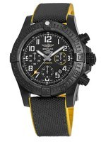 Breitling Avenger Hurricane 45 Breitlight Black Chronograph Men's Watch XB0180E4/BF31-284S