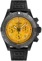 Breitling Avenger  45 Cobra Yellow Dial Diver Pro III Men's Watch XB0180E4/I534-152S