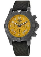 Breitling Avenger Hurricane 45 Cobra Yellow Dial Men's Watch XB0180E4/I534-253S