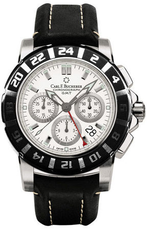 Carl F. Bucherer Patravi TravelGraph  Men's Watch 00.10618.13.23.01