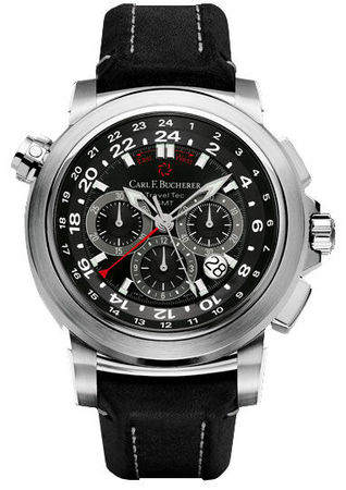 Carl F. Bucherer Patravi TravelTec  Men's Watch 00.10620.08.33.01