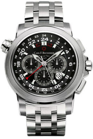 Carl F. Bucherer Patravi TravelTec  Men's Watch 00.10620.08.33.21