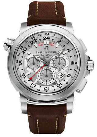 Carl F. Bucherer Patravi TravelTec  Men's Watch 00.10620.08.63.01