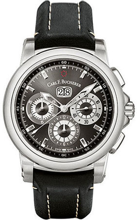 Carl F. Bucherer Patravi ChronoDate  Men's Watch 00.10624.08.33.01