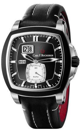 Carl F. Bucherer Patravi EvoTec DayDate  Men's Watch 00.10625.13.33.01