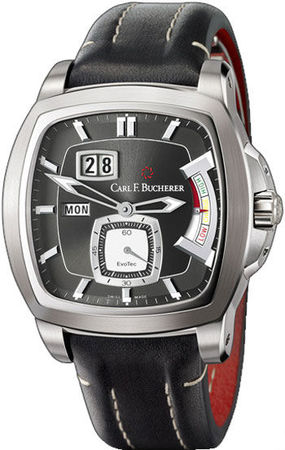 Carl F. Bucherer Patravi EvoTec PowerReserve  Men's Watch 00.10627.08.33.01