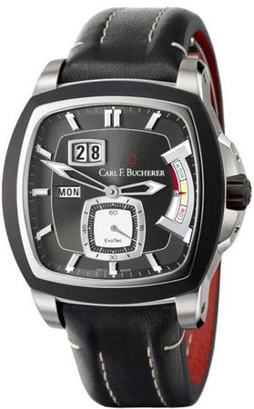 Carl F. Bucherer Patravi EvoTec PowerReserve  Men's Watch 00.10627.13.33.01
