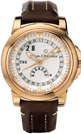 Carl F. Bucherer Patravi Calendar  Men's Watch 00.10629.03.13.01
