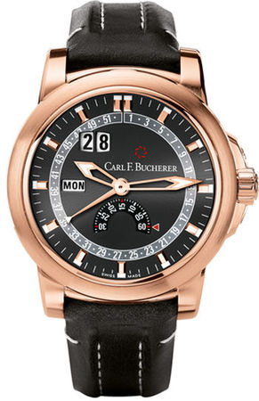 Carl F. Bucherer Patravi Calendar  Men's Watch 00.10629.03.33.01