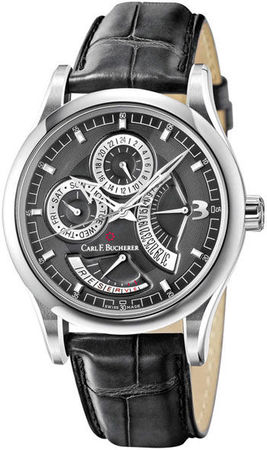 Carl F. Bucherer Manero RetroGrade  Men's Watch 00.10901.08.36.01